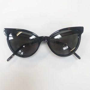 Wildfox   la femme cat eye sunglasses